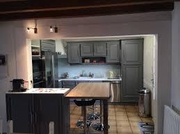 ouverture cuisine sur salon ouverture cuisine salon images et impressionnant ouverture cuisine