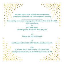 indian wedding invitation cards usa wedding wording sles and ideas for indian wedding invitations 2016