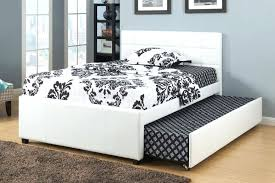 daybed size full best trundle bed full size daybed pop up trundle