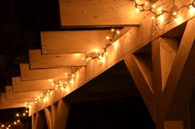 7 ideas for using christmas lights to brighten up your outdoor