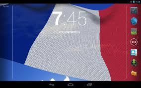 Image Of French Flag 3d France Flag Live Wallpaper Android Apps On Google Play