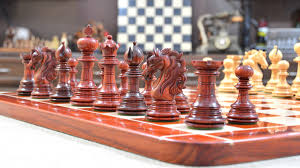 luxury chess set of american adios series luxury chess set with wooden board in bud