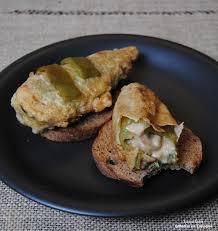 comment cuisiner les poivrons gâteaux en espagne poivrons farcis aux chignons