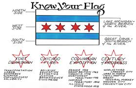 Chicago Flag Star Depaul Adds Chicago Flag To New Arena U0027s Roof