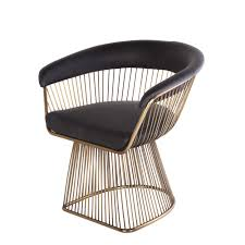 dining arm chairs upholstered platner arm chair black leather and gold arm chairs black