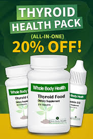 Broda Barnes Test Thyroid Function Home Tests Whole Body Health