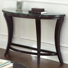 small half moon console table with drawer half moon console table console table mirror small half moon console