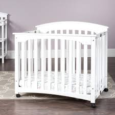 Rocking Mini Crib Mini Crib Mattress 5 Inch Davinci Alpha Rocking Size Delta