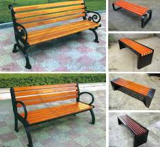 curved benches outdoor benches curved outdoor bench with back