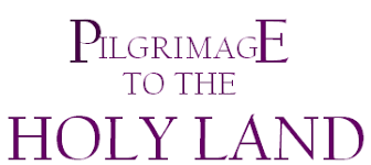 pilgrimage to the holy land welcome to church cathedral pilgrimage to the holy land