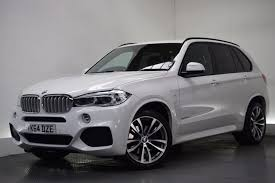 bmw white car used bmw x5 white for sale motors co uk