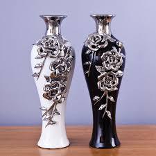Silver Vase Wholesale Vases Stunning Silver Rose Vase Large Silver Floor Vase Sterling