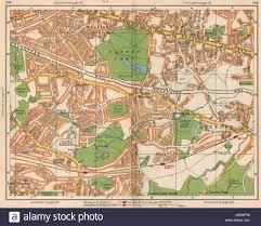Albany Map Se London Blackfen Bexleyheath Blendon Albany Park Bexley North