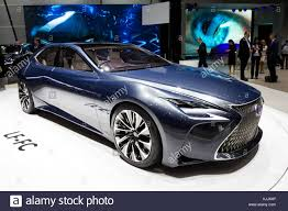 lexus concept lf lc blue lexus stock photos u0026 blue lexus stock images alamy