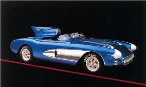 56 corvette stingray 1956 chevrolet sr 2 концепты
