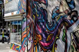 the state of berkeley bookstores shakespeare company the the wall mural outside shakespeare company depicts a colorful phoenix a small sailboat rides its feathers like a wave leading to a collection of