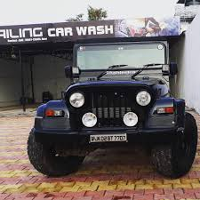 mahindra thar modified to wrangler images tagged with mahindrathar on instagram