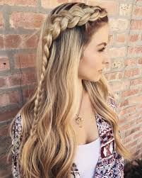Hairstyle 25 Best Hairstyles With Braids Ideas On Pinterest Homecoming