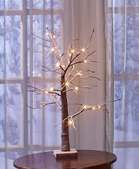 snowy lighted trees ltd commodities