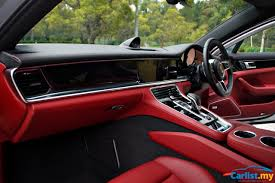 red porsche panamera 2017 review 2017 porsche panamera 4s u2013 agility of a sports car street
