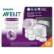 Philips Avent Comfort Breast Shell Set Philips Avent Double Electric Breast Pump Target