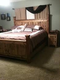 diy farmhouse bed simply lovely lumber farmhouse beddiy style