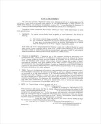 free simple lease agreement template 103 free simple lease
