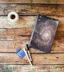 space wrapping paper doctor who themed space gift wrap for books the gift