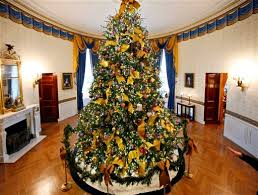 the obamas hacky tacky white house tree deb