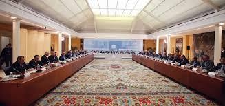 Zapatero se reúne con cuarenta empresarios
