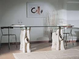 tavoli design cristallo tavoli da cucina in vetro foto 5 40 design mag