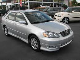 toyota corolla s 2005 for sale used 2005 toyota corolla s for sale stock 14372 dealerrevs