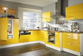 Yellow Kitchen Cabinets - yellow kitchen cabinets colors the sun shines this year round in