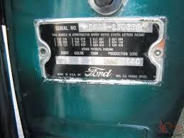 ford customline resto rod