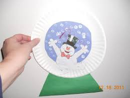 25 days of christmas crafts day 21 snow globe super mommy to