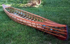 no epoxy plywood canoe