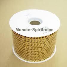 honeycomb ribbon spirit product homecoming disk oval charm metallic