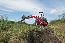 utility backhoes for compact tractors case ih