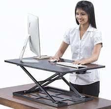 sit and stand desk converter table jack standing desk converter 32 x 22 inch extra large