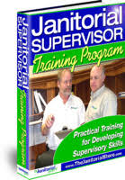 janitorial training programs for commercial cleaning companies