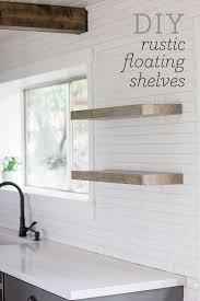 imposing wonderful floating kitchen shelves best 10 floating