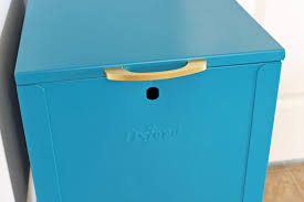 Teal File Cabinet Command Center Filing Cabinet
