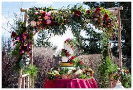 Wedding Arches Calgary Calgary Event Core Styled Shoot A Rustic Garden Romance