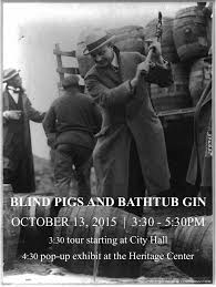 Bathtub And Gin Blind Pigs And Bathtub Gin U2013 October 13 2015 U2013 Archives Month Philly
