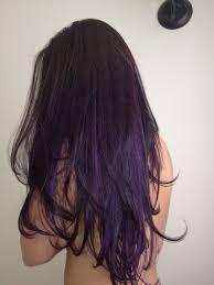 black hairstyles purple top 20 choices to dye your hair purple vpfashion of dark purple
