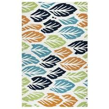 Teal And Green Rug Modern Floral U0026 Plant Area Rugs Allmodern