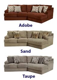 Build Your Own Sofa Sectional Malibu Taupe Adobe Or Sand Chenille Fabric Build Your Own