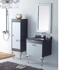 Bathroom Furniture Vanity Cabinets Stainless Steel Bathroom Furniture China Bath Vanities