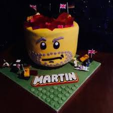 the sew er the caker the copycat maker lego head cake cakes