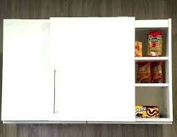 meuble de cuisine avec porte coulissante meuble cuisine avec porte cool meuble cuisine avec porte coulissante